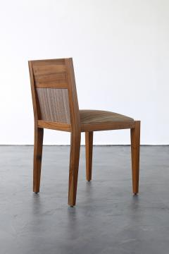 Costantini Design Contemporary Palermo Hollywood Wood Upholstered Dining Chair from Costantini - 1686679