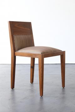 Costantini Design Contemporary Palermo Hollywood Wood Upholstered Dining Chair from Costantini - 1686680