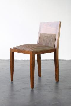 Costantini Design Contemporary Palermo Hollywood Wood Upholstered Dining Chair from Costantini - 1686683