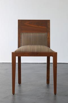 Costantini Design Contemporary Palermo Hollywood Wood Upholstered Dining Chair from Costantini - 1686684