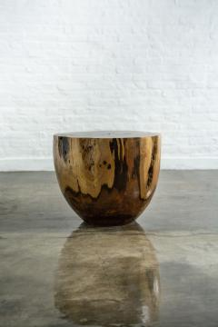 Costantini Design Costantini Hand Carved Live Edge Solid Wood Trunk Cocktail Table 25 In Stock - 1897669