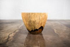 Costantini Design Costantini Hand Carved Live Edge Solid Wood Trunk Cocktail Table 31 In Stock - 2078977