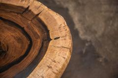 Costantini Design Costantini Hand Carved Live Edge Solid Wood Trunk Cocktail Table 31 In Stock - 2078981