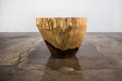 Costantini Design Costantini Hand Carved Live Edge Solid Wood Trunk Cocktail Table 31 In Stock - 2078987