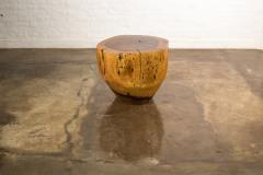 Costantini Design Costantini Hand Carved Live Edge Solid Wood Trunk Cocktail Table 35 In Stock - 2080000