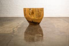 Costantini Design Costantini Hand Carved Live Edge Solid Wood Trunk Cocktail Table 35 In Stock - 2080016