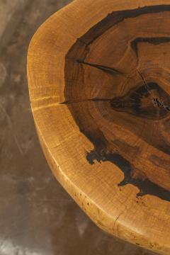 Costantini Design Costantini Hand Carved Live Edge Solid Wood Trunk Cocktail Table 36 In Stock - 2080027