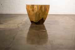 Costantini Design Costantini Hand Carved Live Edge Solid Wood Trunk Cocktail Table 37 In Stock - 2080104