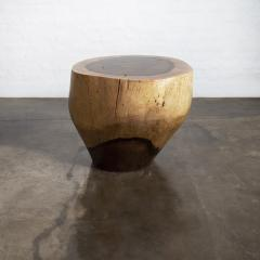 Costantini Design Costantini Hand Carved Live Edge Solid Wood Trunk Cocktail Table 39 In Stock - 2001804