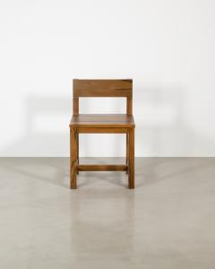 Costantini Design Exotic Solid Wood Outdoor Modern Dining Chair from Costantini Serrano - 2120484