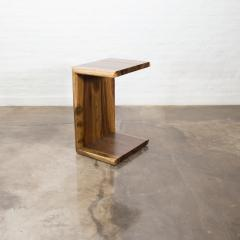 Costantini Design Exotic Wood Live Edge Occasional Table from Costantini Carlo - 1977913