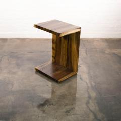 Costantini Design Exotic Wood Live Edge Occasional Table from Costantini Carlo - 1977914