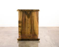 Costantini Design Exotic Wood Live Edge Occasional Table from Costantini Carlo - 1977915