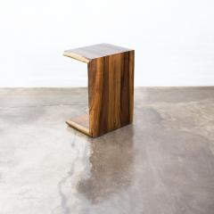 Costantini Design Exotic Wood Live Edge Occasional Table from Costantini Carlo - 1977916