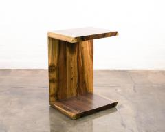 Costantini Design Exotic Wood Live Edge Occasional Table from Costantini Carlo - 1977917