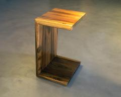 Costantini Design Exotic Wood Live Edge Occasional Table from Costantini Carlo - 1977922