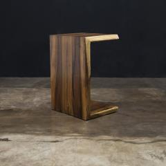 Costantini Design Exotic Wood Live Edge Occasional Table from Costantini Carlo - 1977954