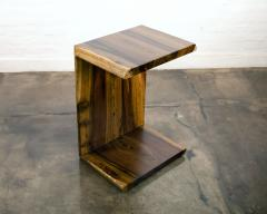 Costantini Design Exotic Wood Live Edge Occasional Table from Costantini Carlo - 1977966