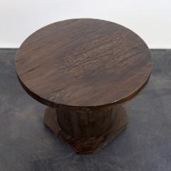 Costantini Design Malbec Side Tables in recovered wood from Costantini - 1686461