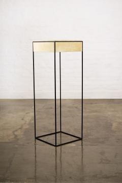 Costantini Design Marcello Side Table in Parchment from Costantini - 1852045