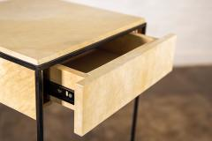Costantini Design Marcello Side Table in Parchment from Costantini - 1852057
