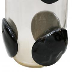 Costantini Design Mid Century Modern Costantini Murano Glass Italian Single Vase 80s - 1833065