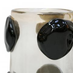Costantini Design Mid Century Modern Costantini Murano Glass Italian Single Vase 80s - 1833068