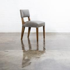 Costantini Design Modern Dining Chair in Argentine Exotic Wood and Leather from Costantini Bruno - 1977849