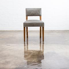 Costantini Design Modern Dining Chair in Argentine Exotic Wood and Leather from Costantini Bruno - 1977850