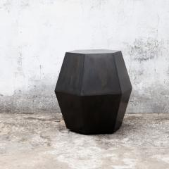 Costantini Design Modern Side Table in Steel from Costantini Tamino Hex - 2101808