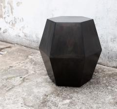 Costantini Design Modern Side Table in Steel from Costantini Tamino Hex - 2101809