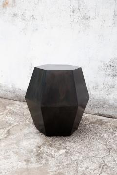 Costantini Design Modern Side Table in Steel from Costantini Tamino Hex - 2101817