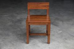 Costantini Design Modern Solid Argentine Rosewood Serrano Chair from Costantini - 1698726
