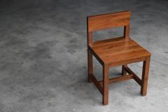 Costantini Design Modern Solid Argentine Rosewood Serrano Chair from Costantini - 1698727