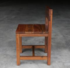 Costantini Design Modern Solid Argentine Rosewood Serrano Chair from Costantini - 1698729