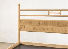 Costantini Design Modern Solid Exotic Wood Bed from Costantini Luigi In Stock  - 2011934