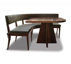 Costantini Design Neto Booth in Argentine Rosewood from Costantini - 1725283