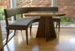 Costantini Design Neto Booth in Argentine Rosewood from Costantini - 1725287