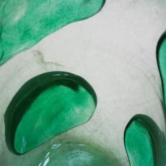 Costantini Design Pair of Mid Century Modern Costantini Murano Glass Italian Vases - 1575700