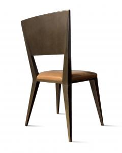 Costantini Design Rodelio Modern Metal Dining Chair from Costantini - 1698436