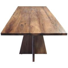 Costantini Design Solid Wood Twin Pedestal Luca Dining Table - 1572844