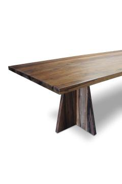 Costantini Design Solid Wood Twin Pedestal Luca Dining Table - 1572846