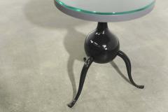 Costantini Design Tertia Contemporary Wood Three Leg Table - 1550638