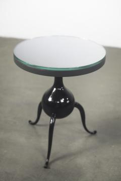 Costantini Design Tertia Contemporary Wood Three Leg Table - 1552038