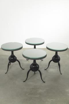 Costantini Design Tertia Contemporary Wood Three Leg Table - 1552042