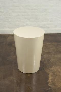 Costantini Design Tromonto Alto Conical Fiberglass Lacquered Side Table from Costantini - 1905473
