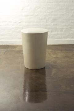 Costantini Design Tromonto Alto Conical Fiberglass Lacquered Side Table from Costantini - 1905474