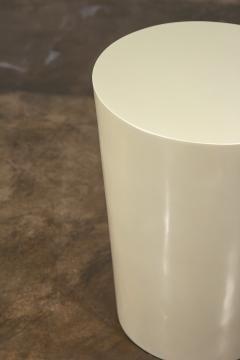 Costantini Design Tromonto Alto Conical Fiberglass Lacquered Side Table from Costantini - 1905476