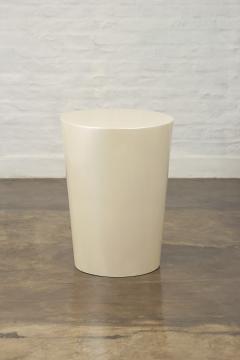 Costantini Design Tromonto Alto Conical Fiberglass Lacquered Side Table from Costantini - 1905477