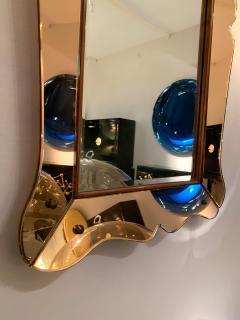 Cristal Art Mirror by Cristal Art Italy 1960s - 1164135